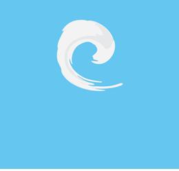 Rolling Surf Villa Logo